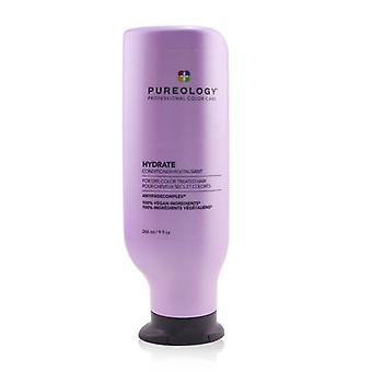 Pureology Hydrate Conditioner (For Dry  Colour-Treated Hair) 266ml/9oz