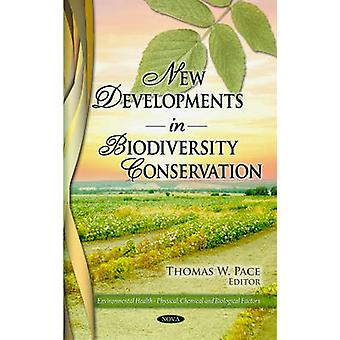 New Developments in Biodiversity Conservation by Edited by Thomas W Pace