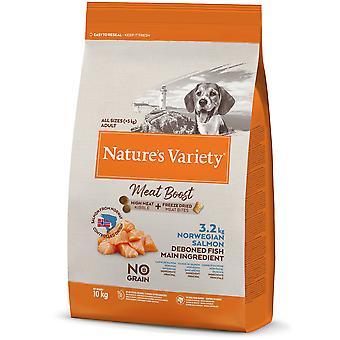 Naturens Sort Udvalgte Mboost Grain Free Salmón (Hunde, Hundemad, Tør mad)