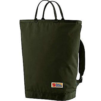 Fjallraven Vardag Totepack, Unisex Adult Backpack, Deep Forest, OneSize