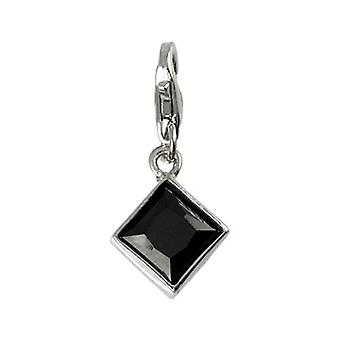 Carlo Biagi CSCZP02B - Women's Pendant, Sterling Silver 925