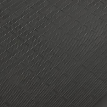 vidaXL Tuindoos Antraciet 114x47x60 cm
