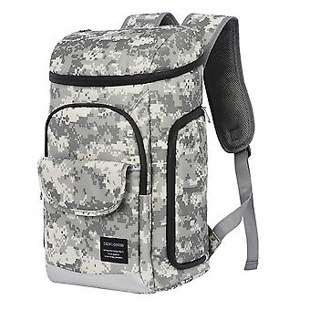 Thermal Insulated Backpack Food Container Cooler Bag For Picnic Camping