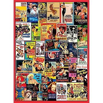 Clementoni Classic Romance Puzzle de haute qualité (500 pièces)
