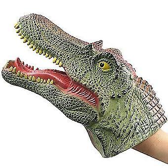 Dinosaur hånd marionet handsker, soft dinosaur model legetøj til børn (S11)