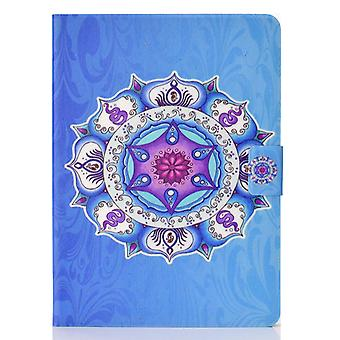 Case For Ipad Pro 11 2018 Cover With Auto Sleep/wake Pattern Magnetic - Blue