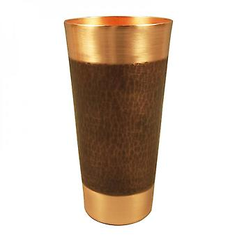 Copper Beer Mug, Pure Copper Hammer Point Water Cup, Health Cup, Pure Copper Cup, Coke Cup, Beer Glass, Cold Drink Cup