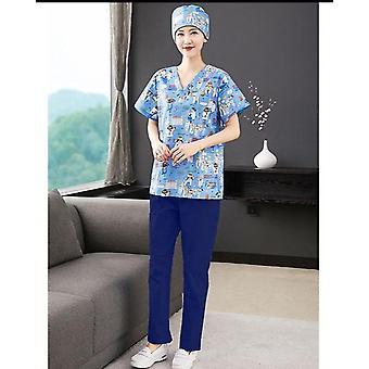 Scrubs ápolási munkaruha egységes