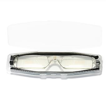 Italy style reading glasses ultra-slim ultra-thin compact magnet