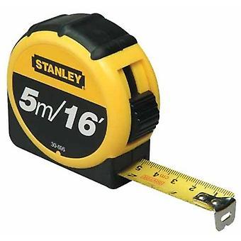 Stanley Measuring Metric/Imperial Tape Length: 5m (16ft) x Bredd: 19mm