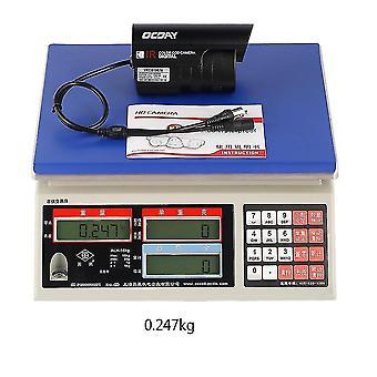 Ocday 1200tvl 36 Leds Night Vision Vedenpitävä 3,6mm linssi Hd Digitaalinen Videokamera