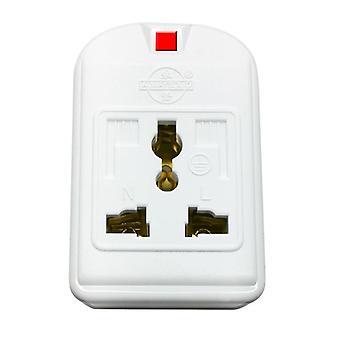 Stekkerdoos stopcontact elektrische universele verlengsnoer adapter