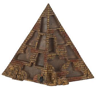 Piramide egiziana Mondo Figure Espositore Stand