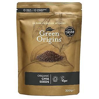 Organic Chia Seeds - 300 grams