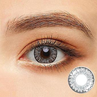 Colored Contact Aterling-gray