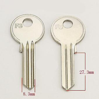 Levert lege sleutels