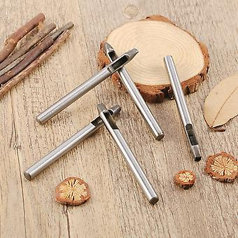 20pcs Leather Punch Tools Hollow Puncher Belt Leathercraf Leather Hole Tool