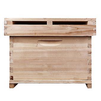 Kiinalainen mehiläisapis Mellifera 7 kehys mehiläispesä laatikko laajennus