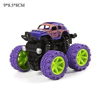 慣性4輪駆動オフロード車の男の子スタントタンブリングおもちゃの車の子供のおもちゃの誕生日ギフト