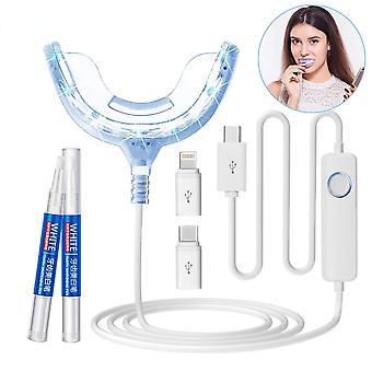 Équipement de blanchiment des dents Smart Cold Blue Led portable