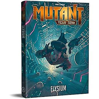Mutant: Year Zero - Elysium RPG