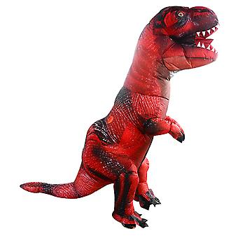 Digitális Tyrannosaurus Halloween Cosplay Tyrannosaurus Rex felfújható jelmez dinoszaurusz jelmez
