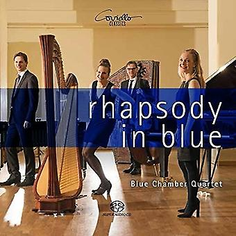 Bernstein / Blue Chamber Quartet - Rhapsody in Blue [SACD] USA import