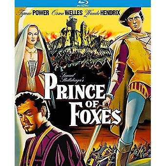 Prince of Foxes (1949) [Blu-ray] USA import