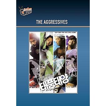 Aggressives [DVD] USA import