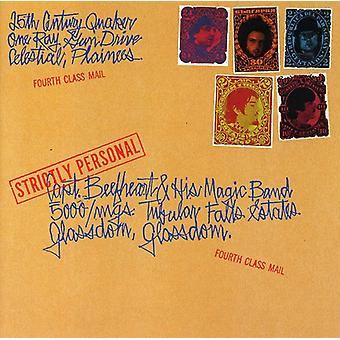 Captain Beefheart - Strictly Personal [CD] USA import