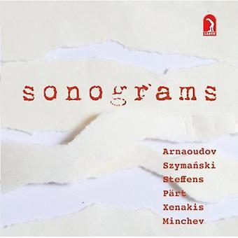 Arnaoudov/Szymanski/Steffens/Arvo Paert/Xenakis/MI - Sonogramme [CD] USA import