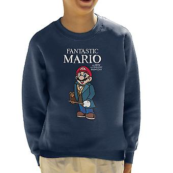 Fantastic Beasts Mario Kid's Sweatshirt