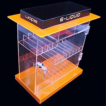 OnDisplay Deluxe Locking Juice Display Cabinet w/Opt. Decals - 202