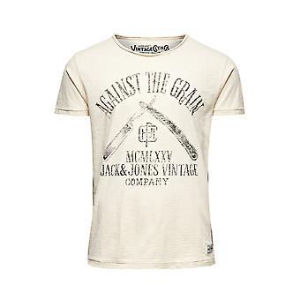 Jack et Jones Full Throttle Tee T-Shirt blanc