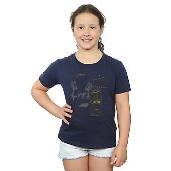Dziewczyn Taz energii Boost koszulka Looney Tunes