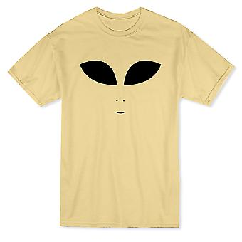 Alien Face Men's T-shirt