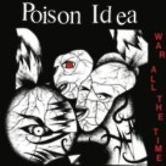 Poison Idea - War All the Time [CD] USA import