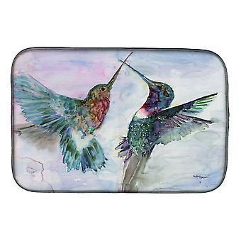 Carolines skatter 8968DDM Hummingbird bekjempe parabolen tørke Mat