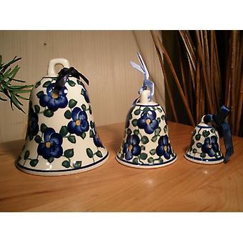 Bell, porcelana de 7cm médio alto, único 42 Bunzlauer - BSN 92036