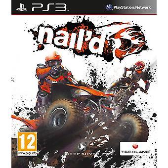 Naild (PS3) - Nowy