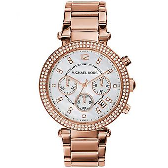Michael Kors damer Parker Chronograph Watch MK5491