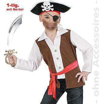 Pirat sørøver kostume børn pirat kostume matros barn kostume