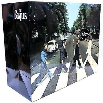 Oficiální dárkový sáček Beatles Abbey Road (33cm x 26cm x 13cm)