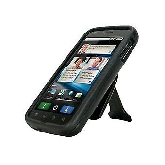 Pack 5 - Body Glove Snap-on étui pour Motorola Atrix 4G - noir