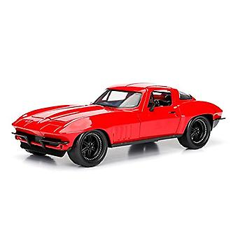 Jada 1:24 8 rápido y furioso - de Letty Chevy Corvette - JA98298
