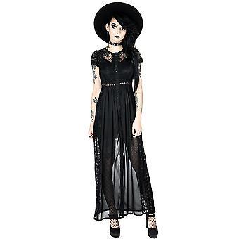 Restyle Black Grace Dress