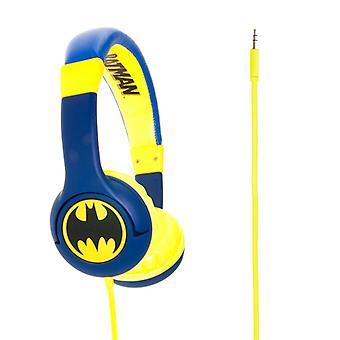 バットマン ジュニア耳ブルー/イエロー