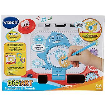VTech 169003 Digiart Schnörkel & Sounds