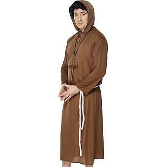 Monk Costume, Adult, Chest 38