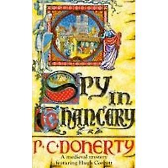 Espião na Chancelaria por Paul Doherty - 9780747236153 livro